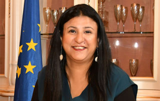 Savita Pawnday tells the GC what is democracy